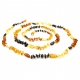 Amber Necklace 591