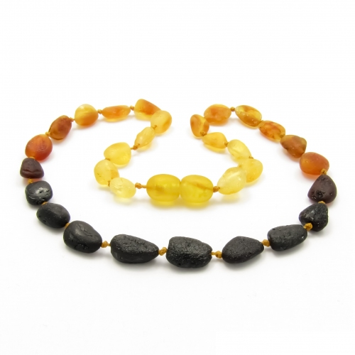 Amber Teething Necklace 136