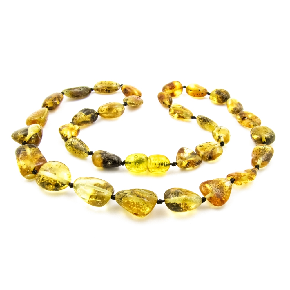 Amber Necklace 522