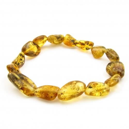 Amber Bracelet 763