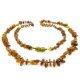 Amber Necklace 597