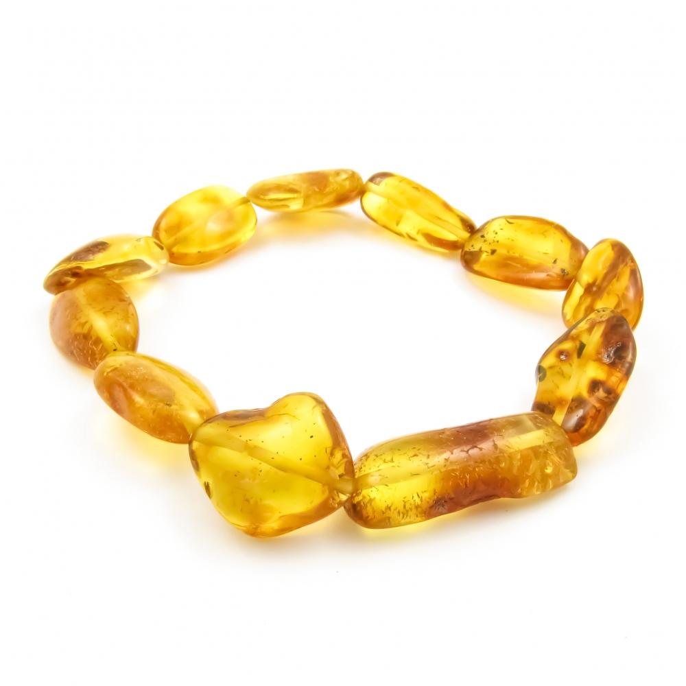 Amber Bracelet 852