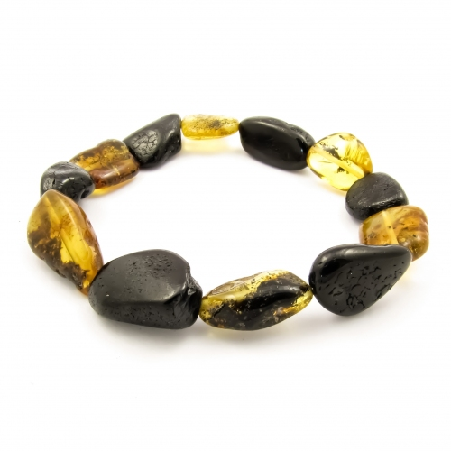 Amber Bracelet 856