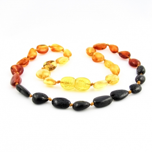 Amber Teething Necklace 116