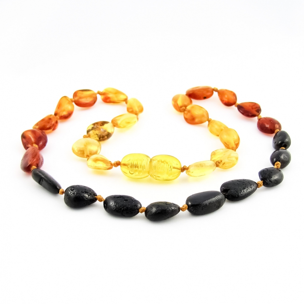 Baby Teething Amber Necklace 116