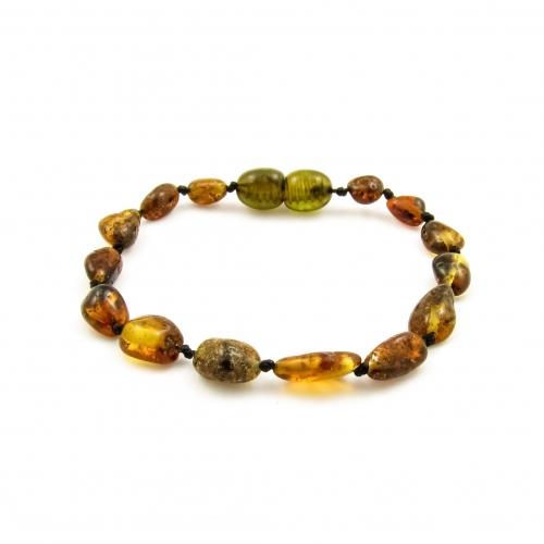 Amber Teething Bracelet 317