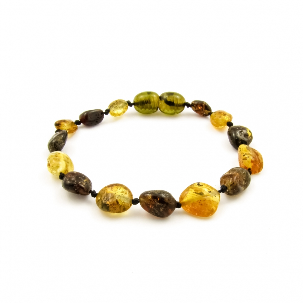 Amber Teething Bracelet 322