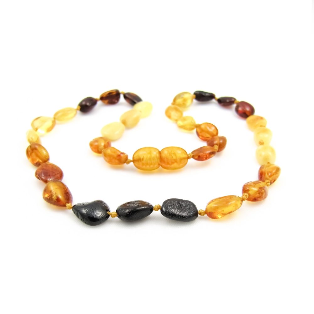 Amber Teething Necklace 125
