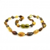 Amber Teething Necklace 121