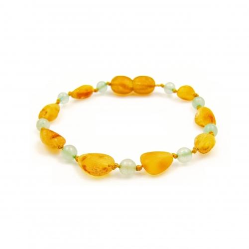 Amber Teething Bracelet 1012