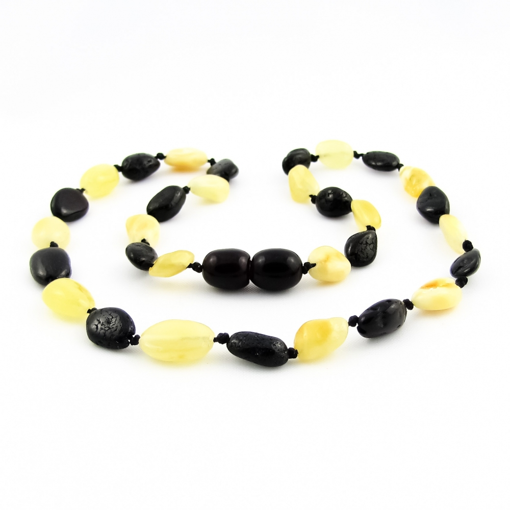 Baby Teething Amber Necklace 118