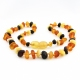 Baby Teething Amber Necklace 151