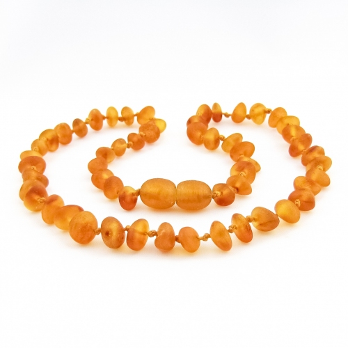 Amber Teething Necklace TNNuR002