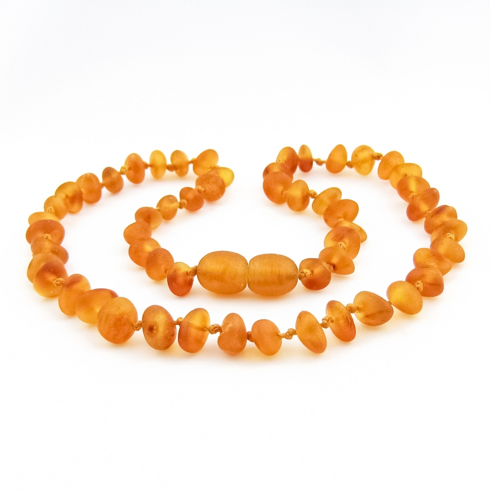 Baby Teething Amber Necklace 152