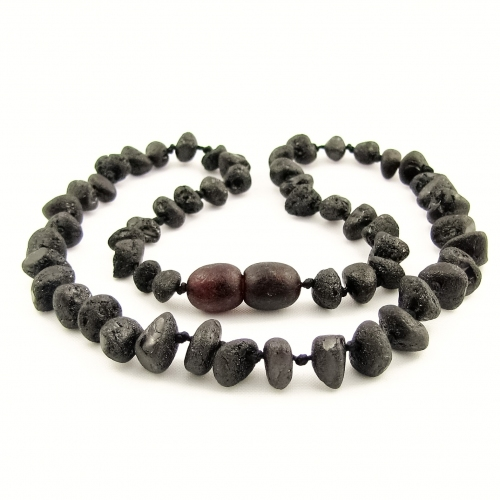 Amber Teething Necklace TNNuR005
