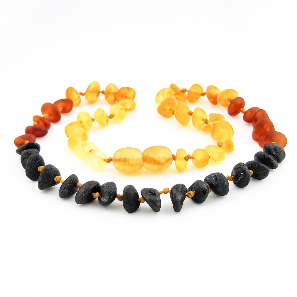 Baby Teething Amber Necklace 156