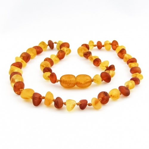 Amber Teething Necklace TNNuR008