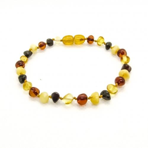Baroque Amber Bracelet ABBaP006