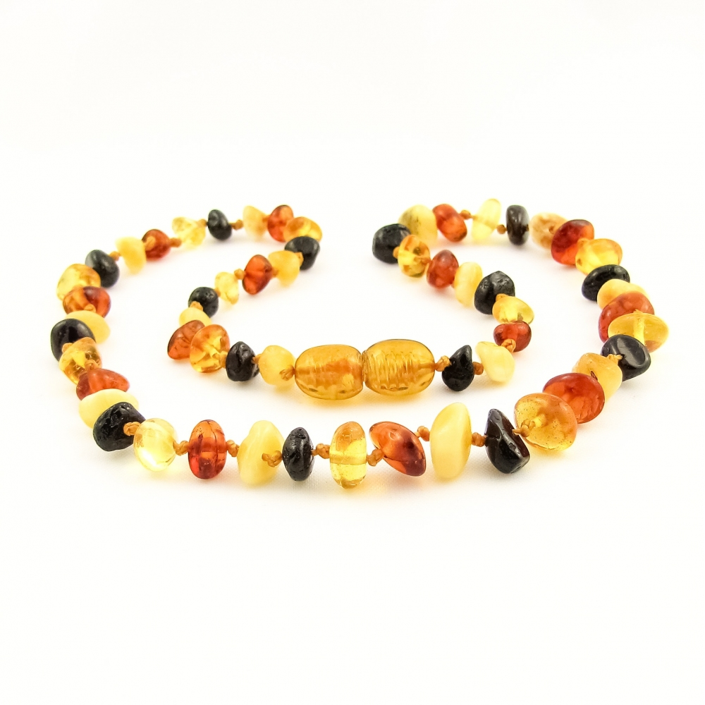 Baby Teething Amber Necklace 171
