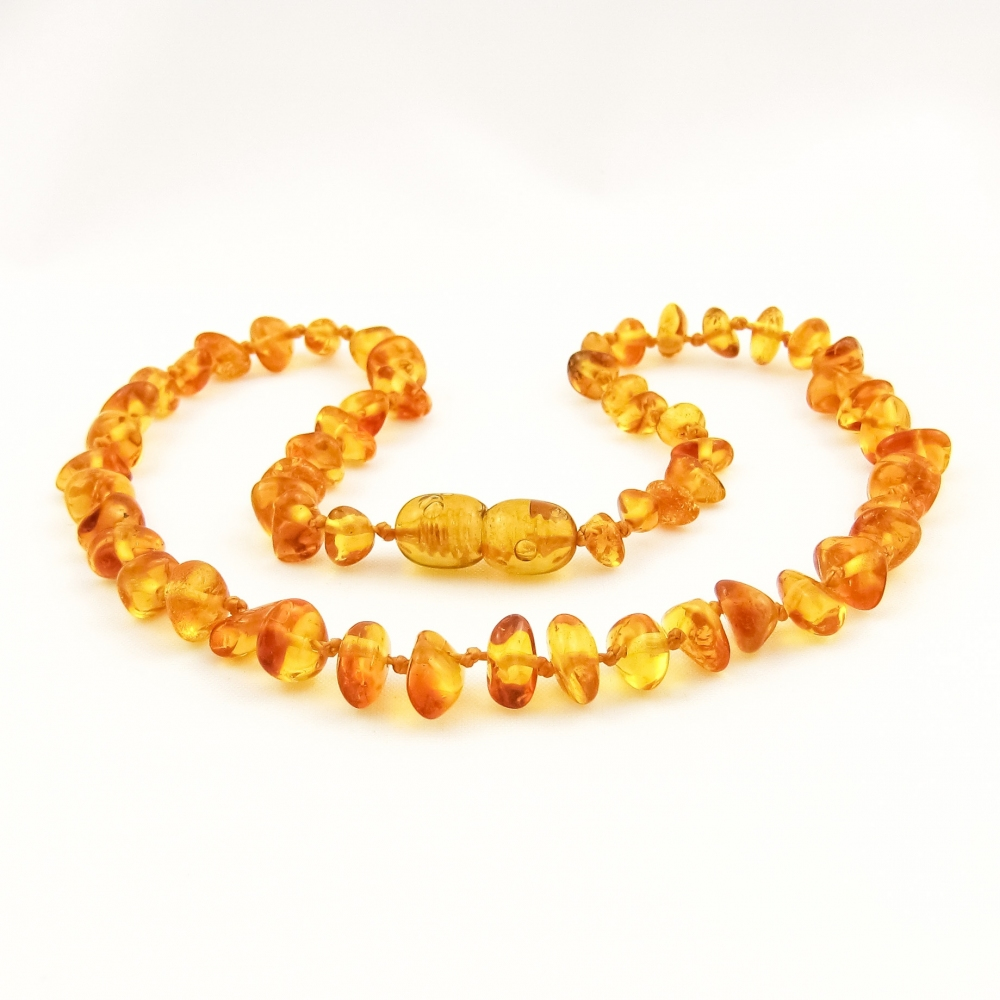 Baby Teething Amber Necklace 172