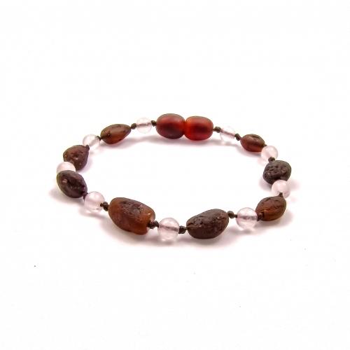 Amber Teething Bracelet 1013