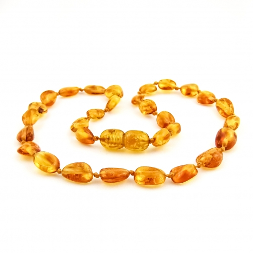 Baby Teething Amber Necklace 112