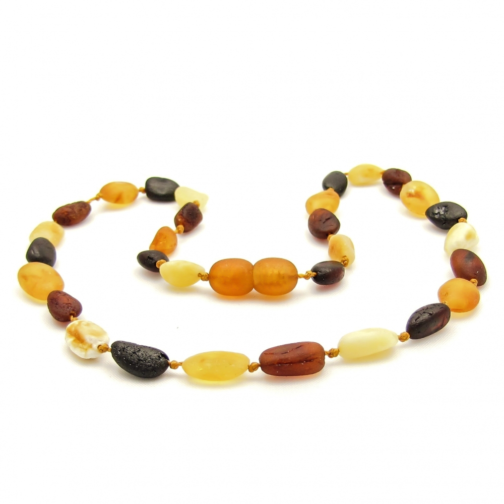 Baby Teething Amber Necklace 131