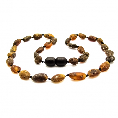 Baby Teething Amber Necklace 137