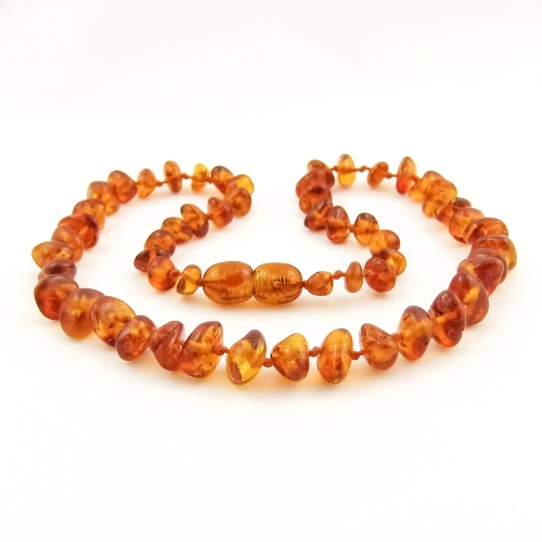Baby Teething Amber Necklace 173