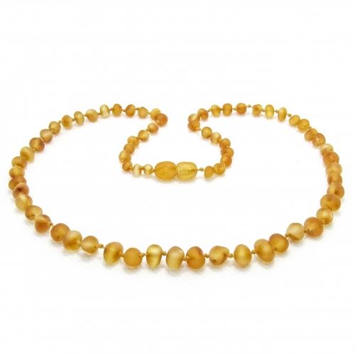 Baroque Amber Necklace ANBaR002