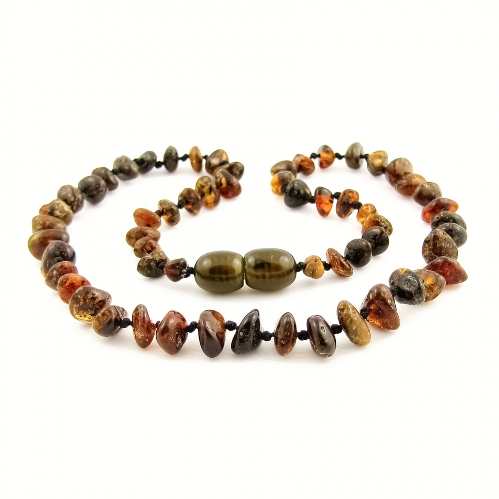 Baby Teething Amber Necklace 177