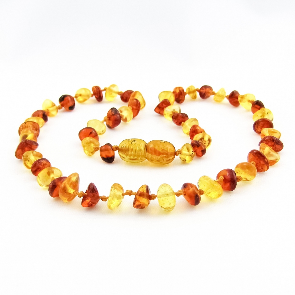 Baby Teething Amber Necklace 179