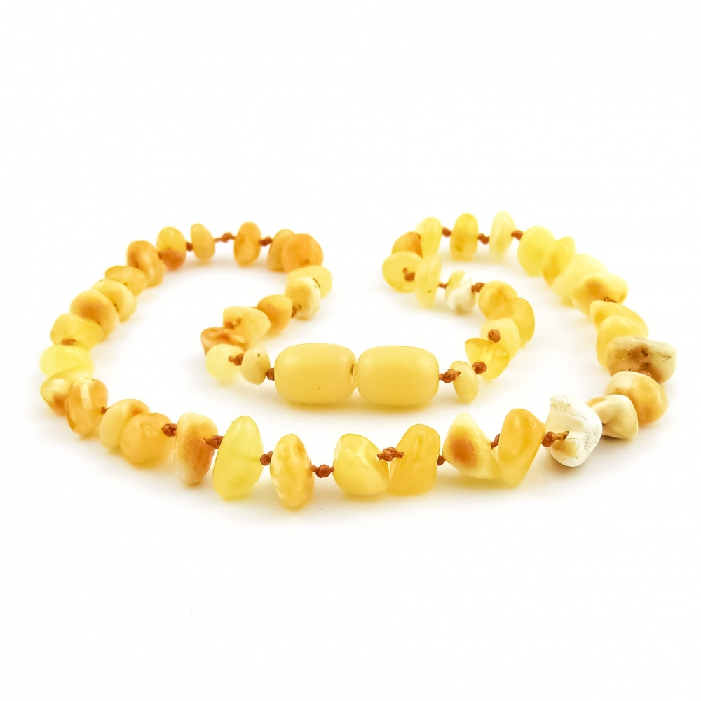 Baby Teething Amber Necklace 181