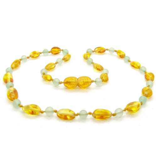 Amber Teething Necklace 286
