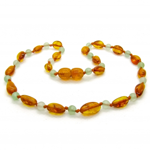 Amber Teething Necklace 283